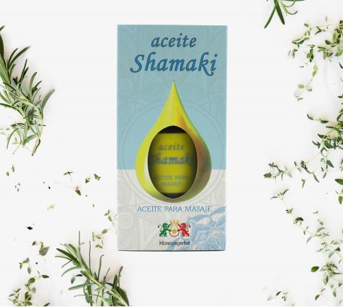 Aceite Shamaki